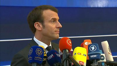 World News - Watch: Macron gives his view on possible Brexit extension