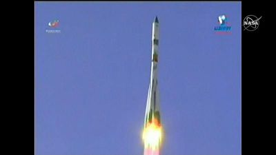 WATCH: Russia launches supply rocket for International Space Station
