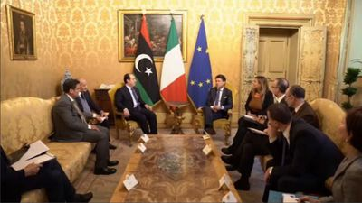 Good Morning Europe - Italian Prime Minister calls for immediate cease-fire in Libya