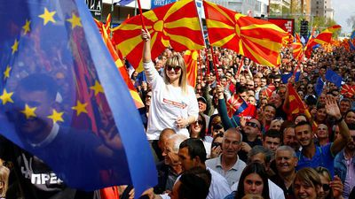 Good Morning Europe - North Macedonia readies for first elections since name change
