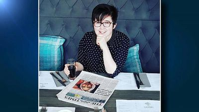 World News - 'Her life was a shining light': Tributes paid to journalist Lyra McKee