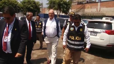 World News - Former Peruvian President Pablo Kuczynski to be jailed over Odebrecht corruption charges