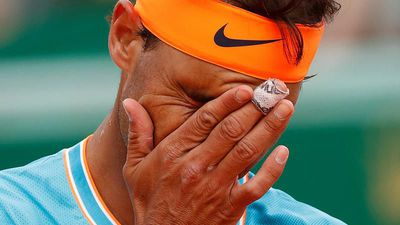 World News - Nadal is out of Monte Carlo - beaten by Italy's Fabio Fognini