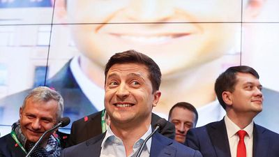 World News - How is Russia reacting to Zelenskiy's election win in Ukraine?
