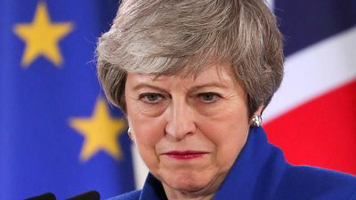 World News - Brexit insurgency threatens Theresa May's revised plan and her leadership