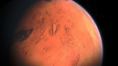 World News - NASA lander detects first likely 'Marsquake' on the red planet