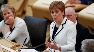 World News - Scotland must have second independence referendum if Brexit goes ahead, says FM Sturgeon