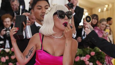 Met Gala: Lady Gaga stole the show with her 16 minute entrance