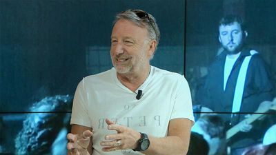 Peter Hook: 'I think Ian Curtis would be very proud'