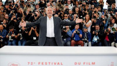 Cannes Film Festival under fire for honorary Palme d'Or to Alain Delon