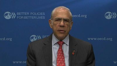 OECD: Rebuilding trust in institutions is 'world's greatest challenge'