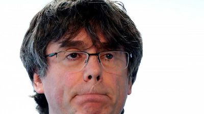 Catalonia's Puigdemont risks arrest if he returns to Madrid to stand in EU Elections