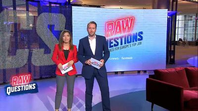 What do the candidates for Europe's top job really think: Raw Questions