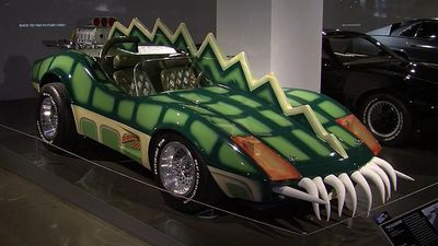 Some of pop culture's most iconic vehicles go on display in Los Angeles