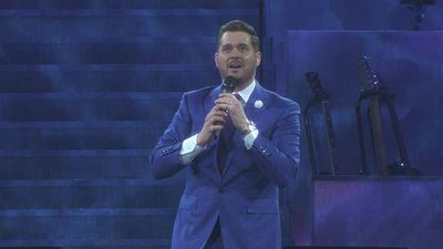 "Michael Bublé: ""Be in the moment"""