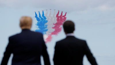 Raw Politics in full: D-Day remembered and Denmark elections