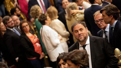 Spain's Supreme Court blocks Junqueras from joining EU parliament