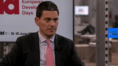 'Europe has got to catch up' on refugee policy: IRC president