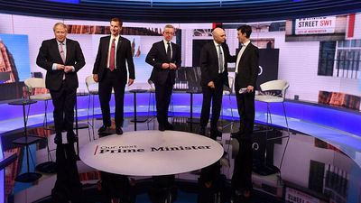 PM debate: Johnson says Brexit extension would harm 'confidence in politics'