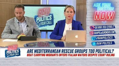 Your Call in full: Privacy of leaders' health and are migrant rescue ships getting too poltiical?