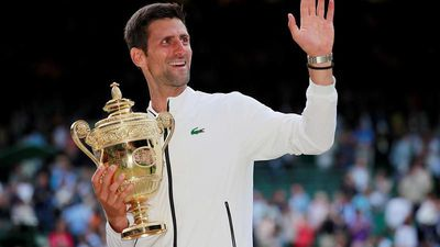 Djokovic wins fifth Wimbledon title against Federer