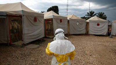 Congo confirms first Ebola case in the eastern city of Goma