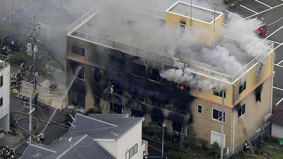 Dozens die in suspected arson attack in Japan, marking country's worst mass killing in decades