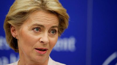 New EU chief von der Leyen 'will allow Brussels and Washington to reset relationship'