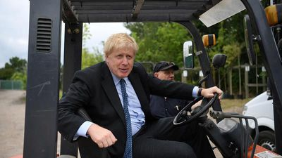 Boris Johnson: Diplomatic disaster, EU basher or reincarnated olive - who is the new British leader?