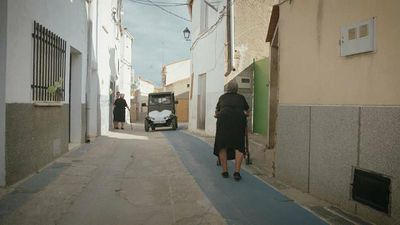 Watch: Spanish village turned into a pensioners' paradise