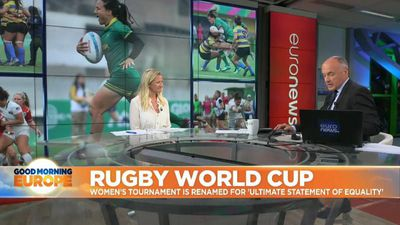 World Rugby announces gender neutral naming for World Cup tournaments