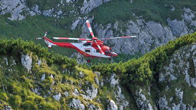Four die after lightning strikes hit Polish mountain