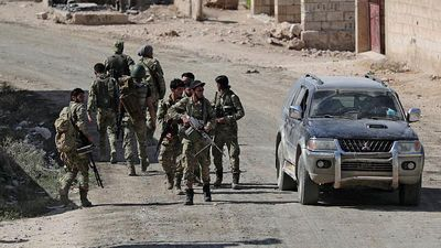 IS fighters escaping detention due to Turkish offensive, Kurds say, warning more will follow
