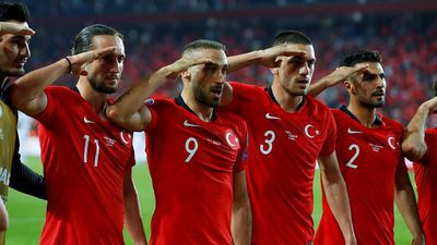 France v Turkey: Politicians call for match to be cancelled