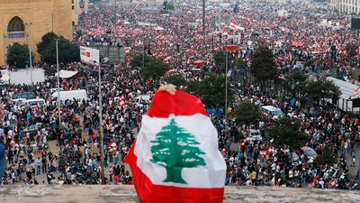 Lebanon's Hariri agrees on reform package after nationwide protests