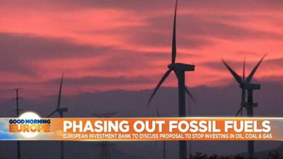 Phasing out fossil fuel? Europe to discuss ending investments in coal, oil and gas