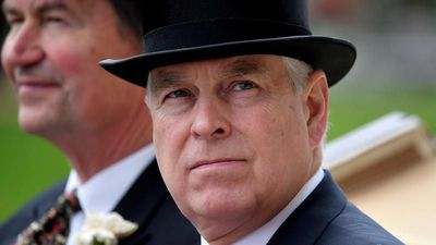 Britain's Prince Andrew to step back from public duties over his links to Jeffrey Epstein