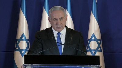 Israeli PM Benjamin Netanyahu rejects corruption charges as an 'attempted coup'