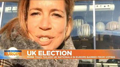 British expat in Spain 'frustrated' as 15 year rule bars her from vote