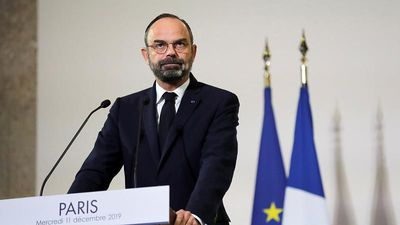 French PM Edouard Philippe unveils controversial new pensions system