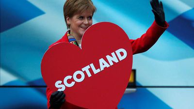 New independence vote looms in Scotland after nationalists' crushing victory