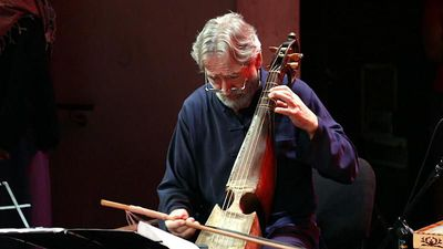 Catalan-Spanish conductor Jordi Savall enthralls UAE audiences