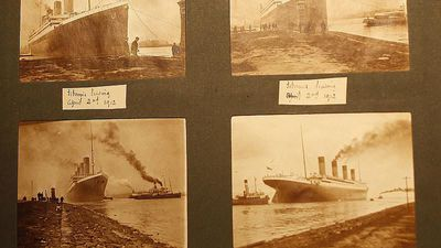 Titanic shipwreck to be 'better protected' under 'momentous' UK-US agreement