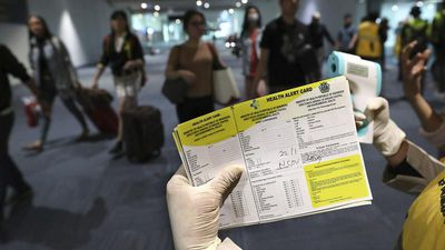 Coronavirus: International airports step up screening protocols