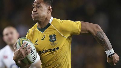 Shock as Catalan Dragons sign player Israel Folau who said 'hell awaits' gay people