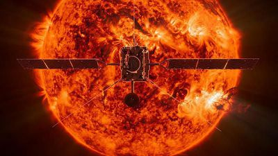 ESA and NASA count down to launch of Solar Orbiter mission to study Sun's poles