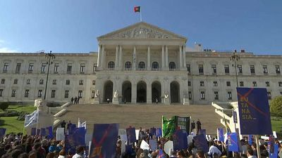Portugal is a step closer to legalising euthanasia