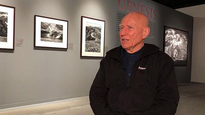 Sebastião Salgado: world-famous photographer's Genesis exhibition comes to Lyon
