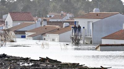 How a deadly storm turned a French resort into a climate change laboratory