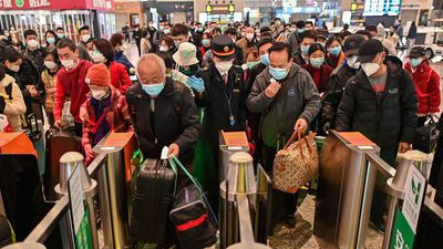 COVID-19: Wuhan partially reopens from months-long isolation